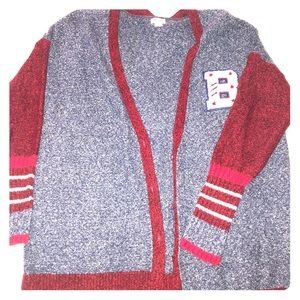Sweaters - Mossimo retro varsity sweater